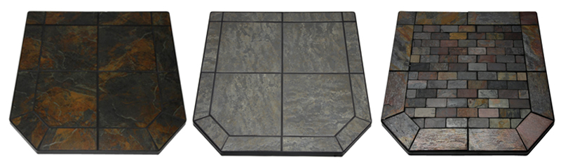 Hearth Pads - - Wood Stove Hearth Pad WB Designs